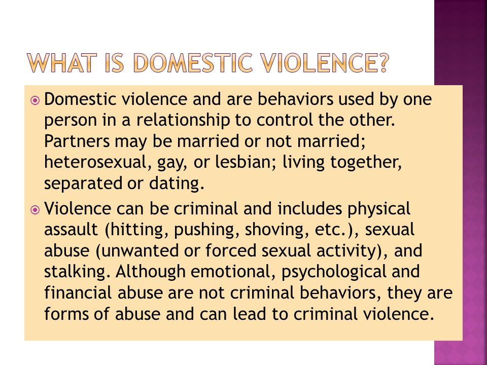  In a survey taken by the Centers for Disease Control (CDC) in 2010, it was found that 40% of the victims of severe, physical domestic violence are men.