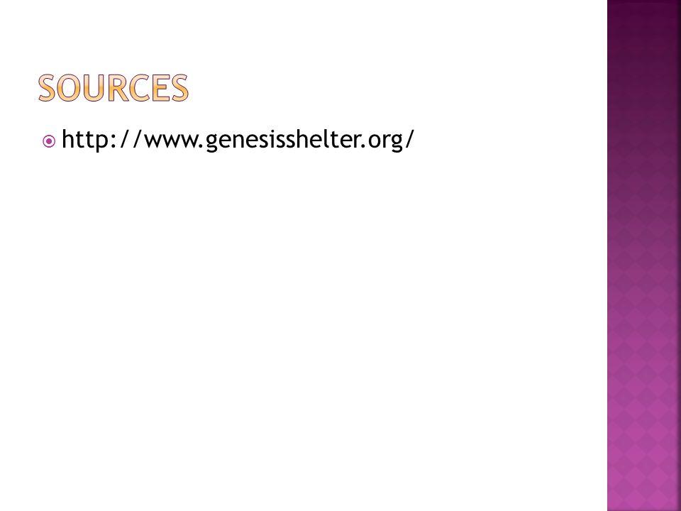  http://www.genesisshelter.org/