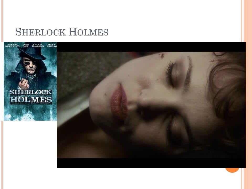 S HERLOCK H OLMES
