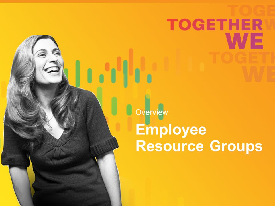 Employee Resource Groups Overview