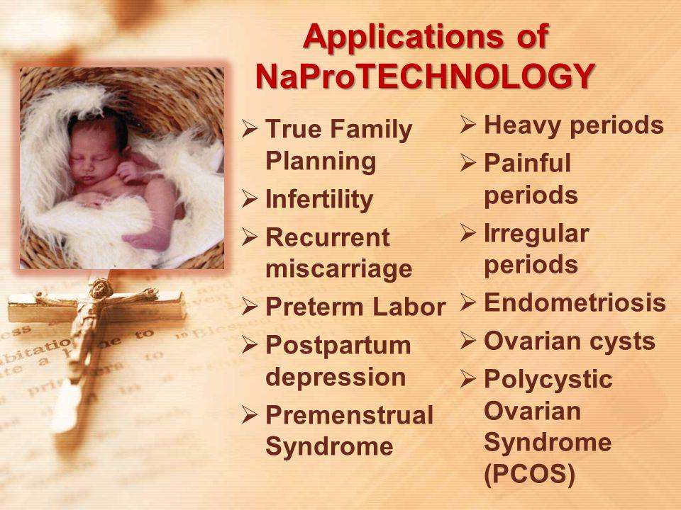 Does Catholic Healthcare Need NaProTECHNOLOGY.