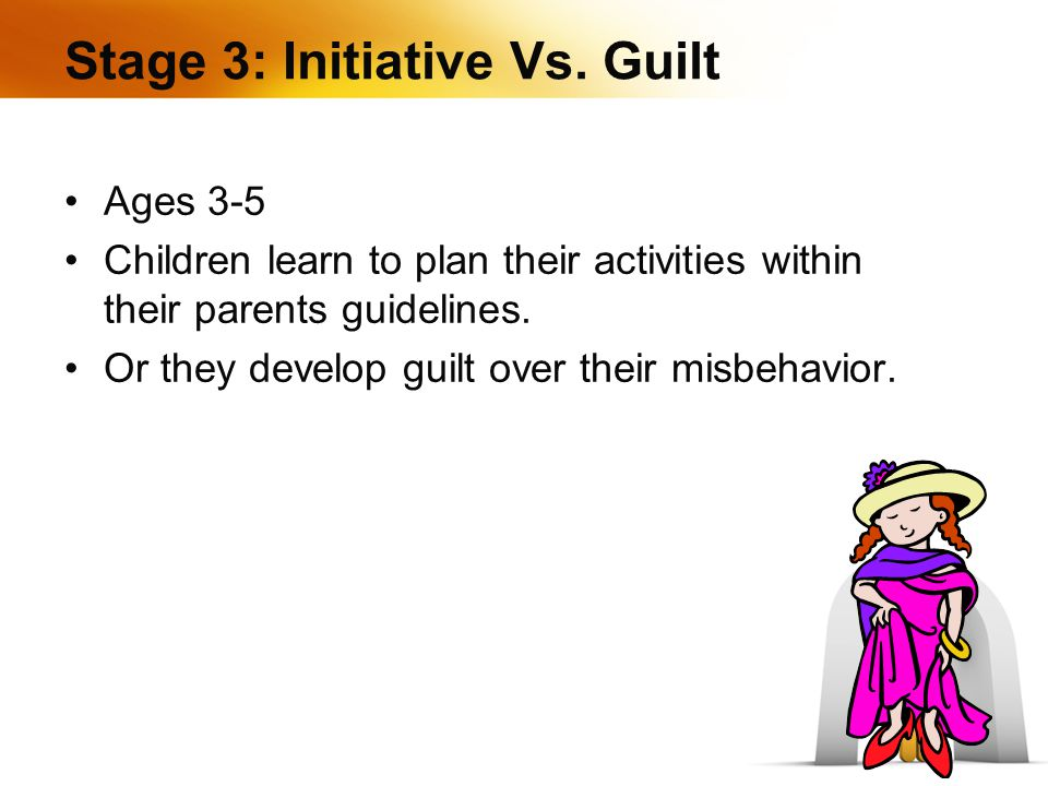 Stage 3: Initiative Vs.