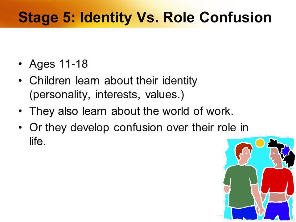 Stage 5: Identity Vs.