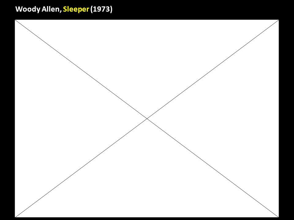 Woody Allen, Sleeper (1973)