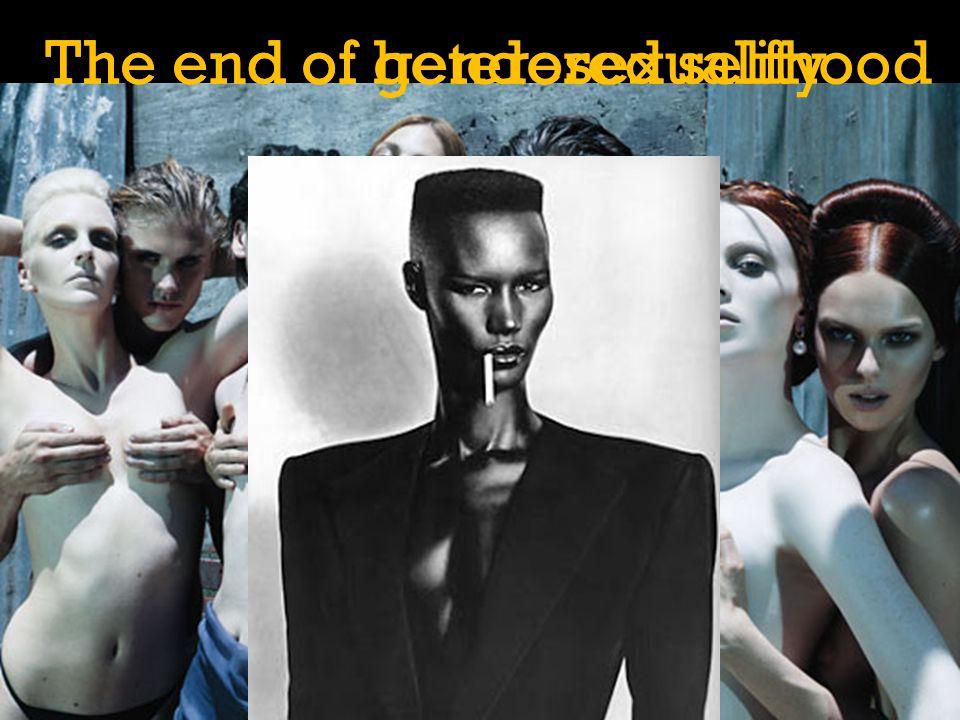 The end of gendered selfhoodThe end of heterosexuality