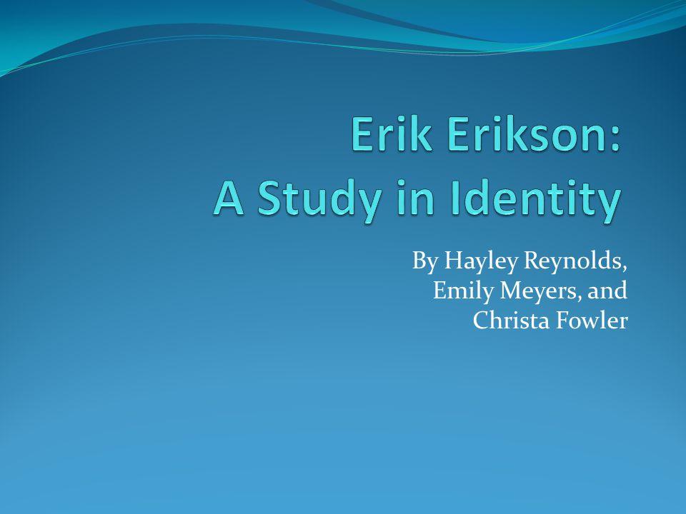 NurtureNature Erikson Marcia Nature/Nurture Line Erikson says: Development functions by the epigenetic principle.