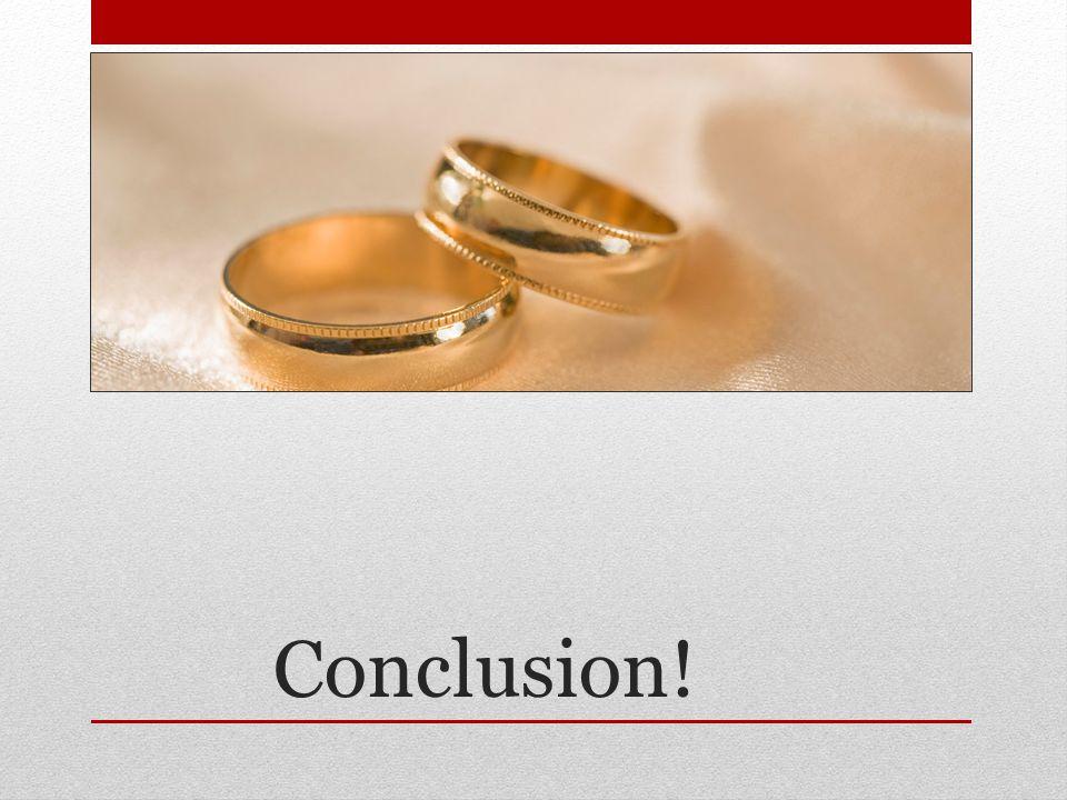 Conclusion!