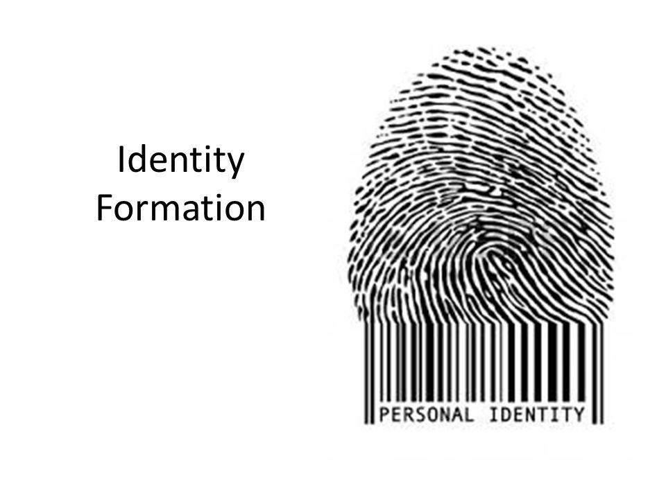 Identity Formation