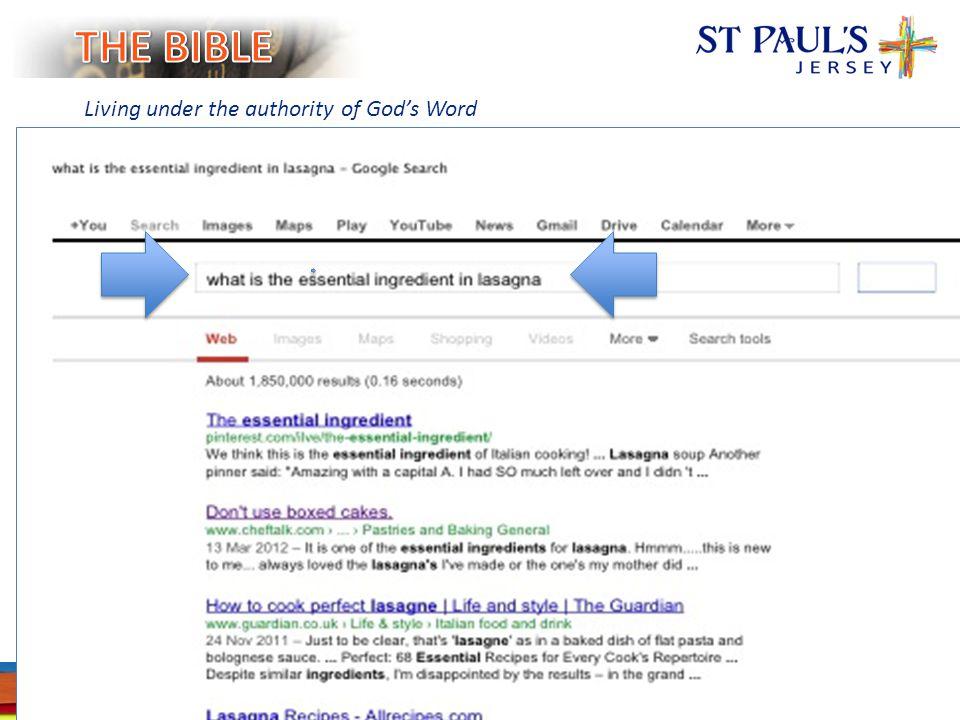 SLIDE 15 WWW.STPAULSJERSEY.ORG Living under the authority of God's Word HebrewAlphabet