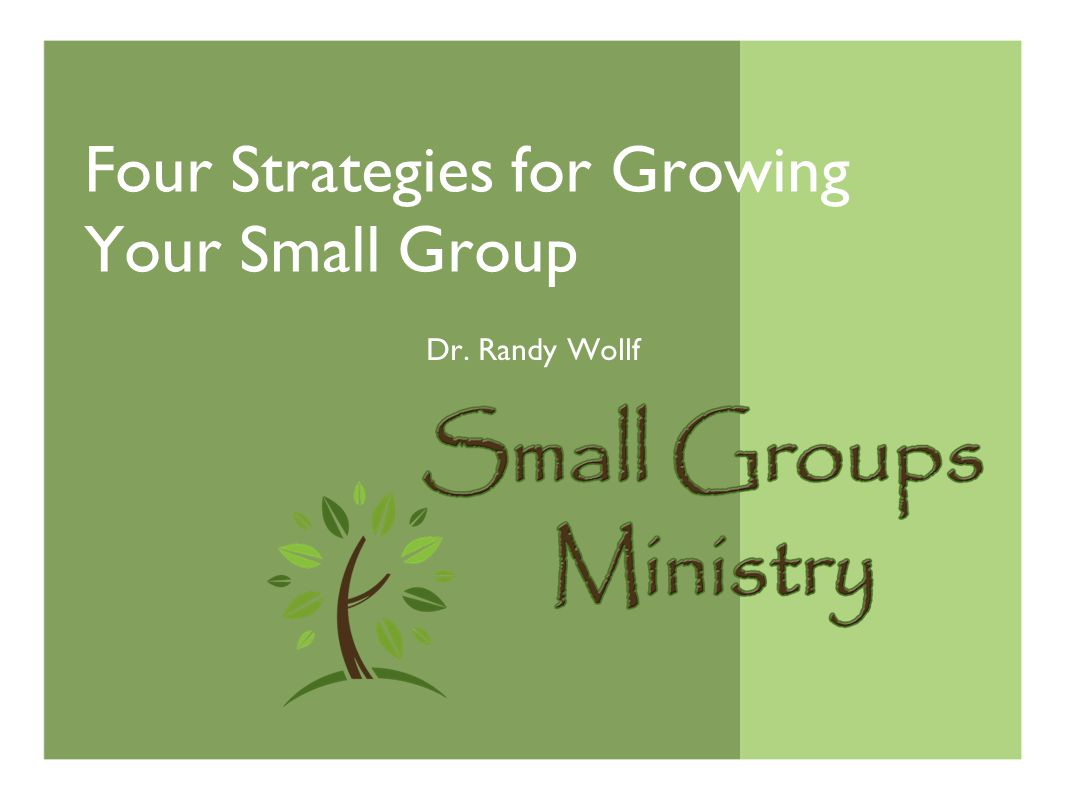 Which Groups Bring Others? Conversion Growth PrayReach