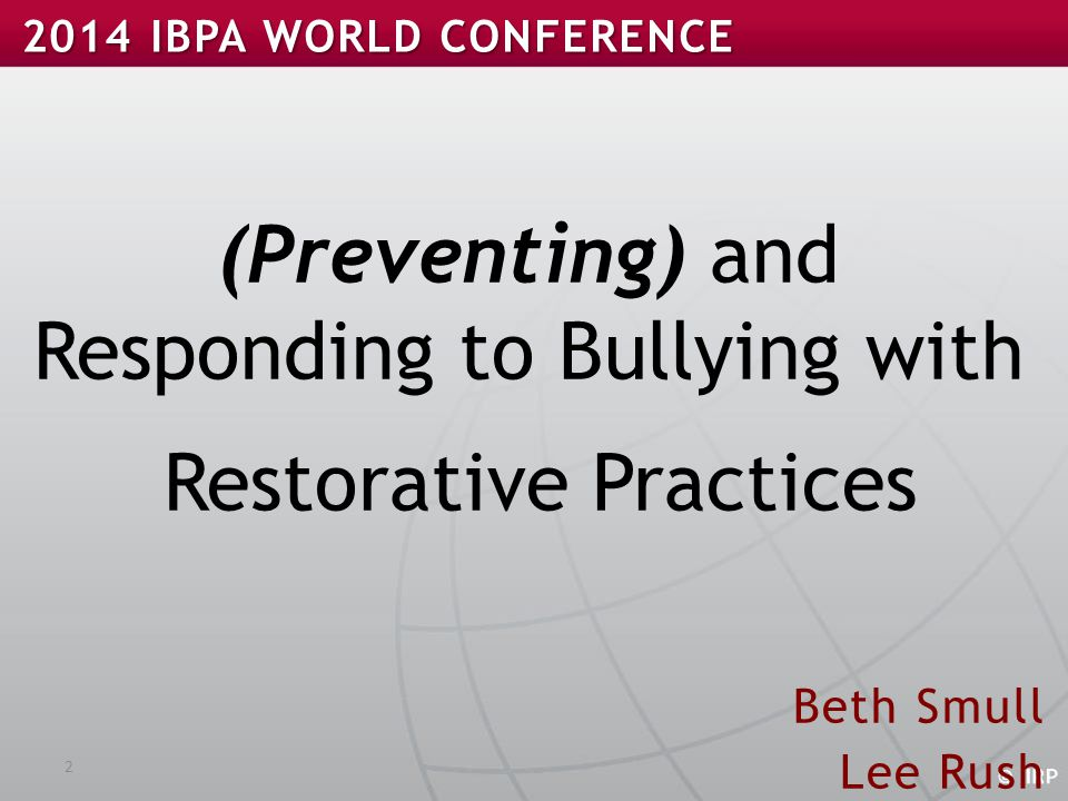 School leaders ensure that face-to-face meetings between students are conducted by adults who are trained and experienced in conducting restorative meetings.