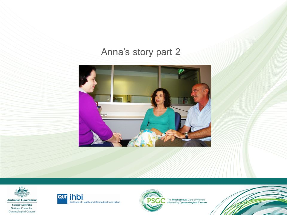 Anna's story part 2