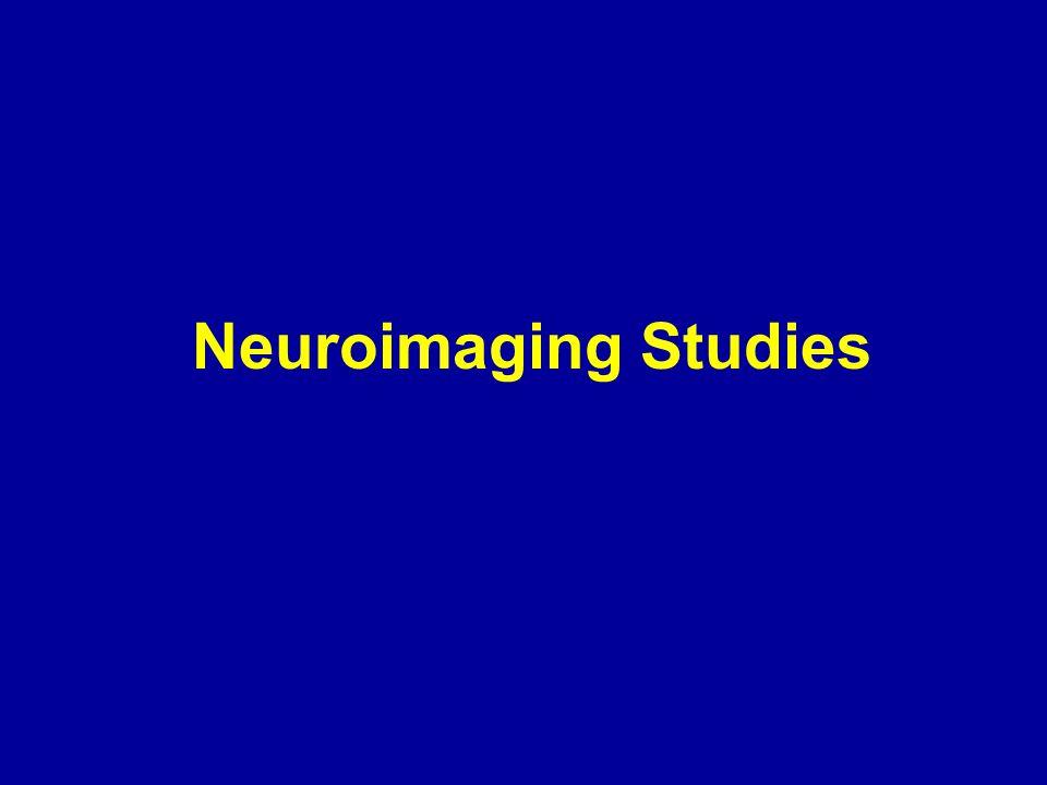 Neuroimaging Studies