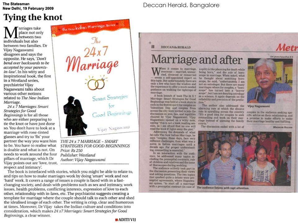 Deccan Herald, Bangalore
