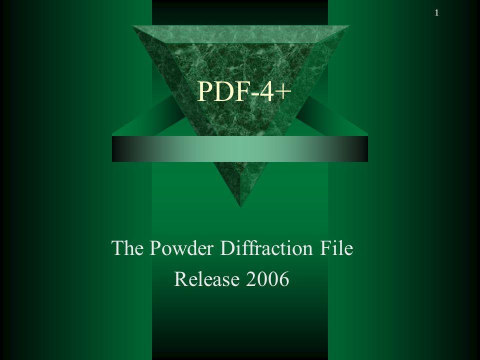 PDF-4+ 22 Quantitative Analysis with PDF-4+