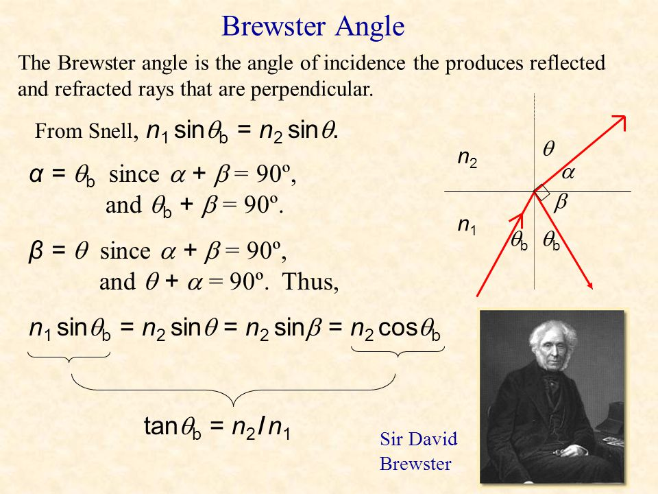 Reflection Problem  50º  = 10º center of semicircular mirror with horizontal base Goal: Find incident angle relative to horizontal so that reflected