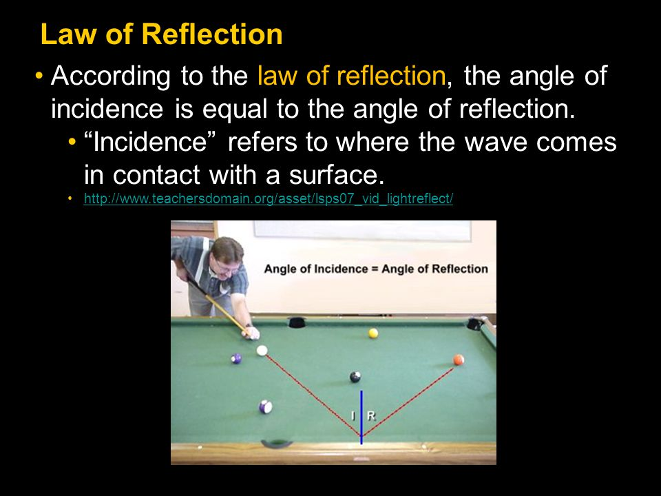 Refraction Refraction is the bending of a wave as the wave pass from one medium to another at an angle.