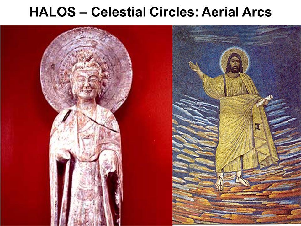 HALOS – Celestial Circles: Aerial Arcs