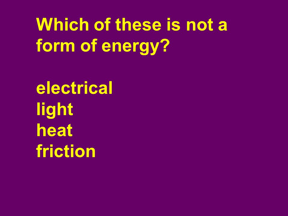 Which of the following is an example of heat transfer by convection.