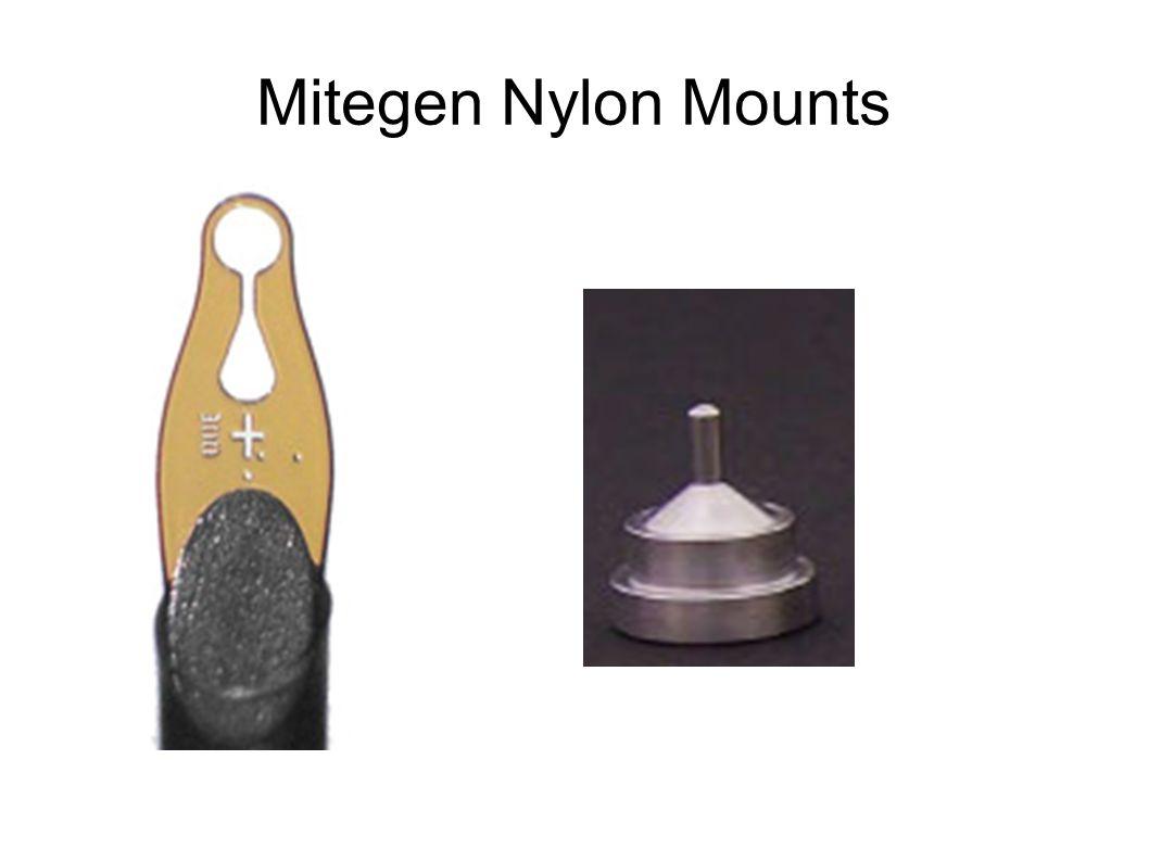 Mitegen Nylon Mounts