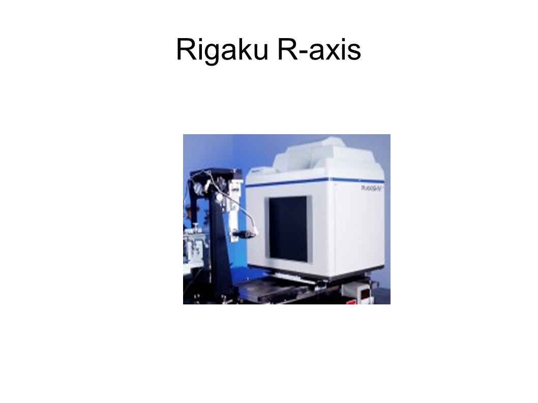 Rigaku R-axis