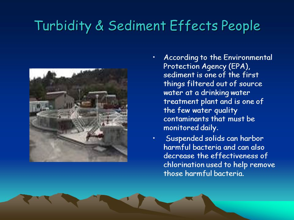 Effects on People cont….There are economic impacts as well.