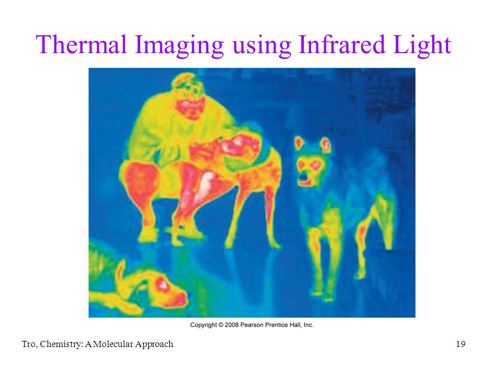 Tro, Chemistry: A Molecular Approach19 Thermal Imaging using Infrared Light