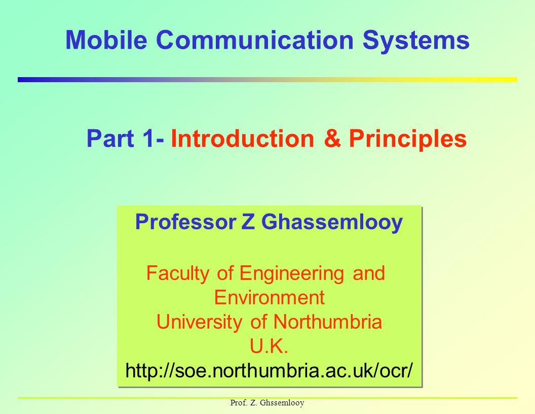Prof. Z.