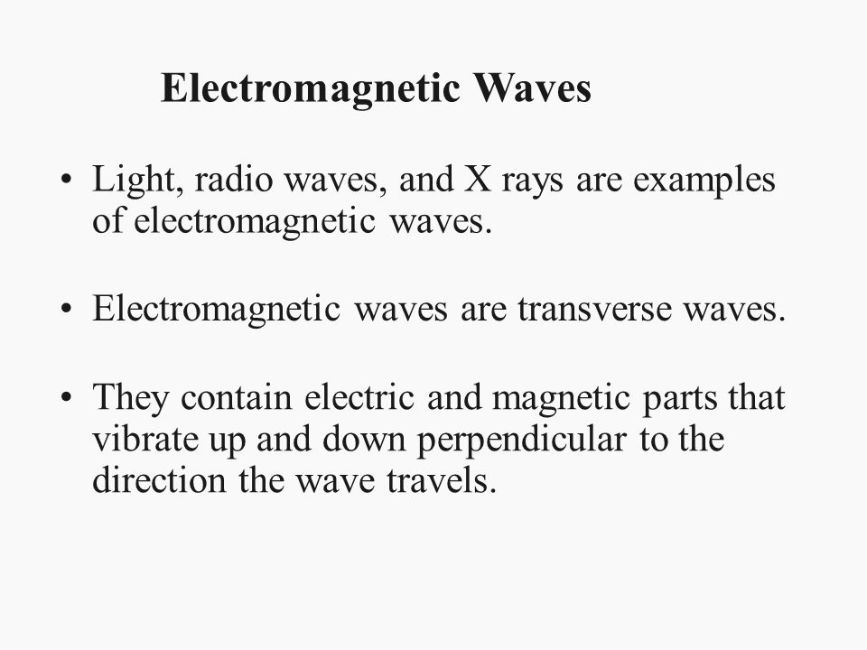 X Rays and Gamma Rays The electromagnetic waves with the highest energy, highest frequency, and shortest wavelengths are X rays and gamma rays.
