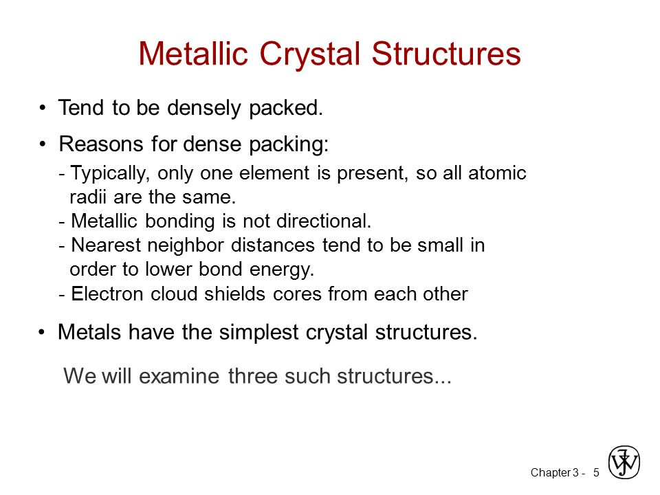 Chapter 3 -56 Crystallographic Planes z x y a b c 4.