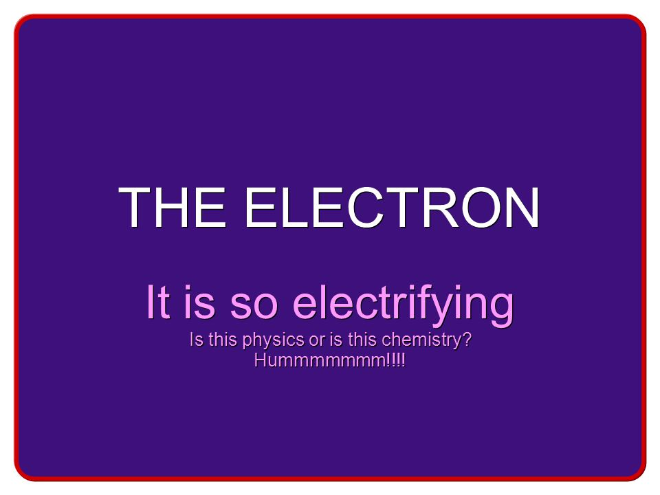 The energy released as the e - falls back to ground state might be released as a photon in the visible range (color).