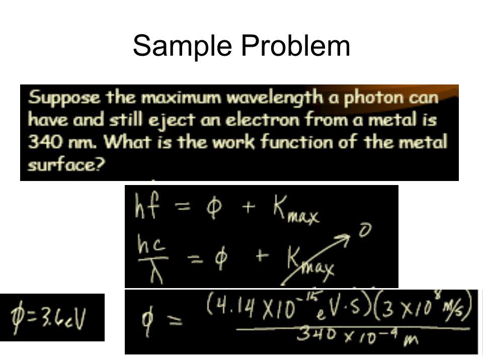 36 Sample Problem