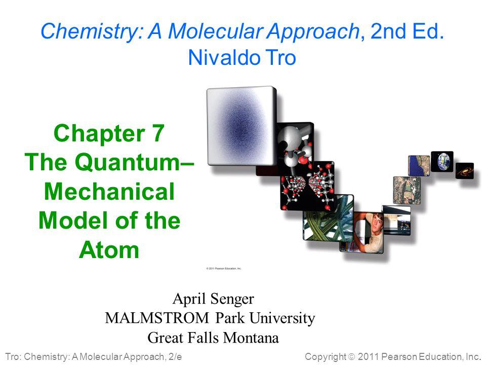 Copyright  2011 Pearson Education, Inc.Tro: Chemistry: A Molecular Approach, 2/e Emission vs.