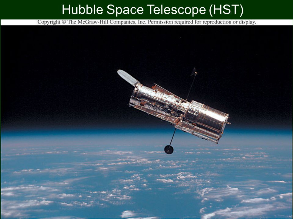 Fig.06.35 Hubble Space Telescope (HST)