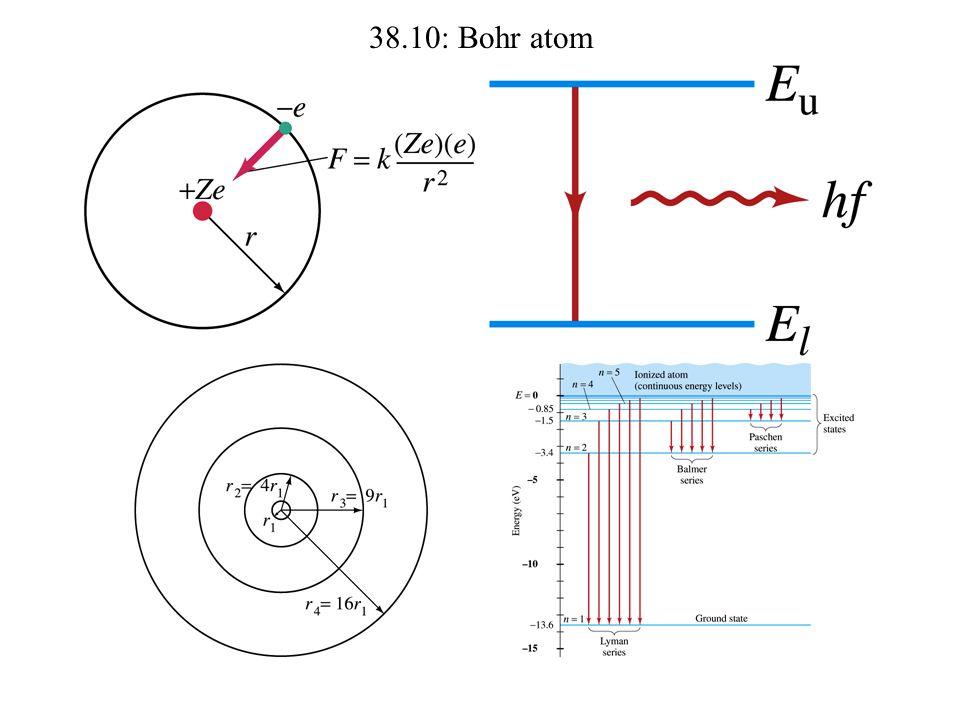 38.10: Bohr atom