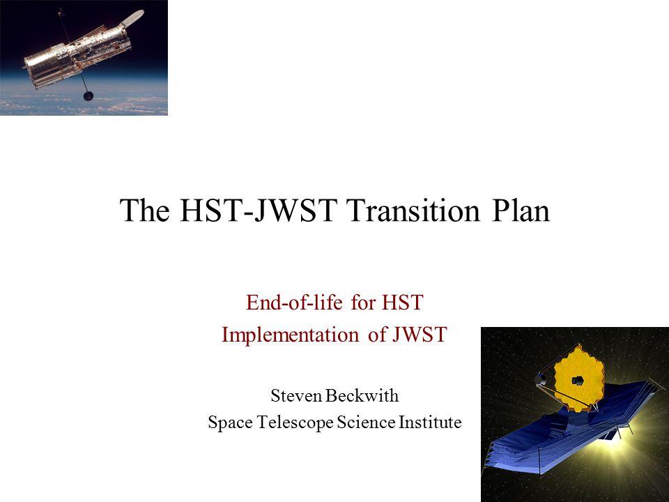 7/31/0332 HST's focal plane