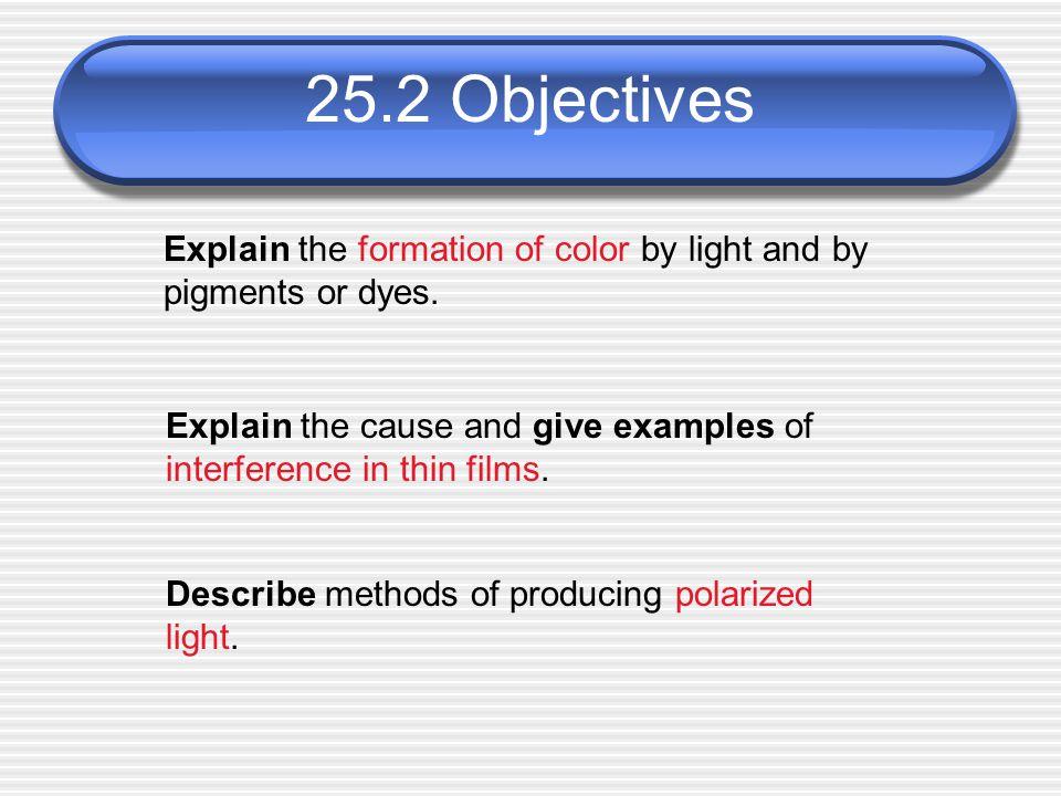 25.2 Light and Matter
