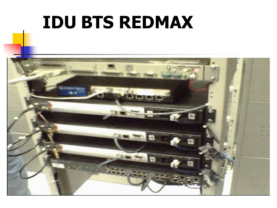 IDU BTS REDMAX