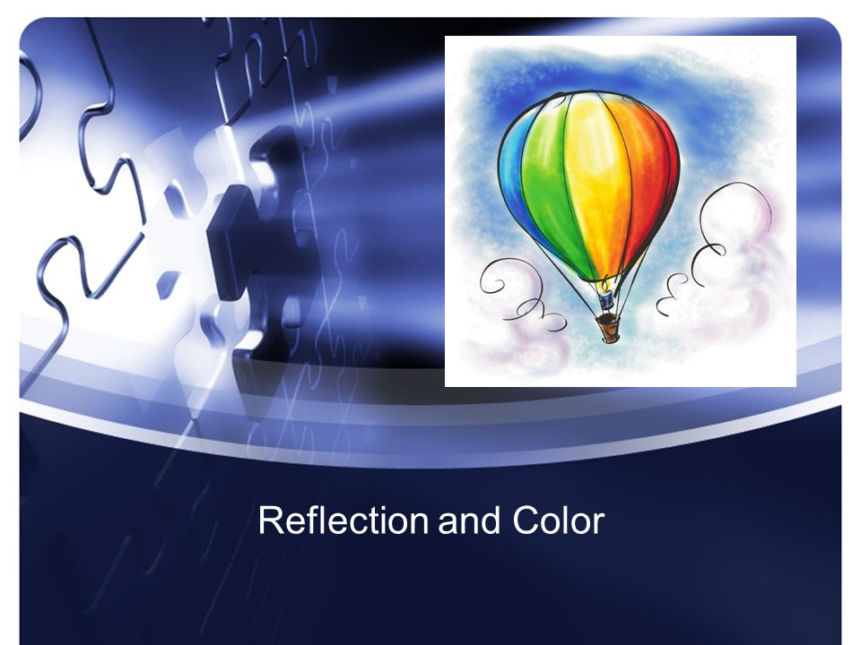 Reflection and Color