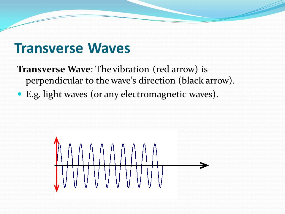 Refraction When waves pass a boundary where their wave speed changes, the wavelength also changes.