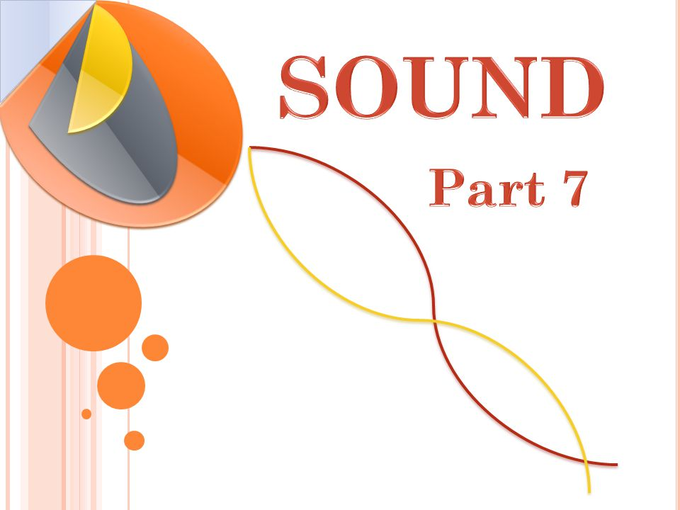 B INAURAL H EARING Humans use the differences in sound reaching 2 ears to locate the source of a sound.