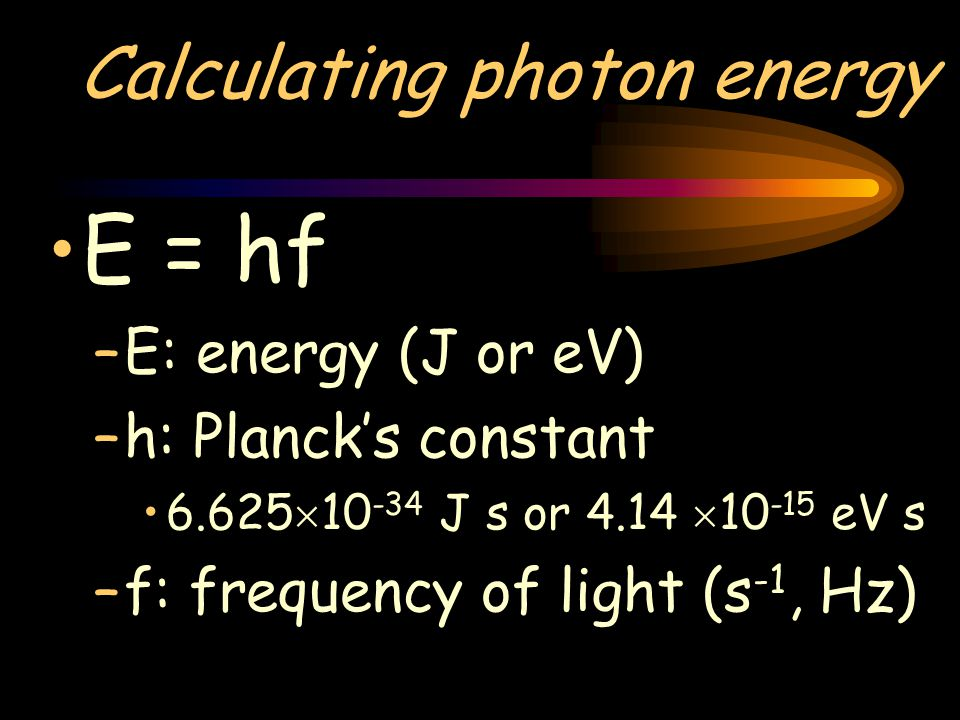 But light is also a wave. Travels at constant speed c in a vacuum.