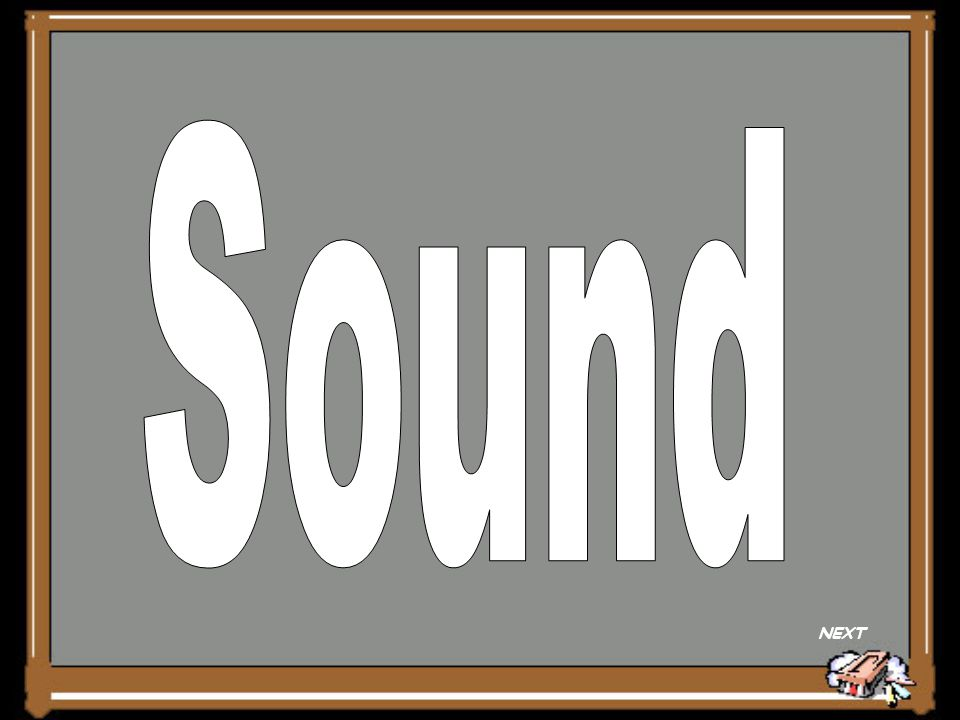Topic 1 Question for 15 Points Sound waves bounce back from surfaces (echo) Show Answer