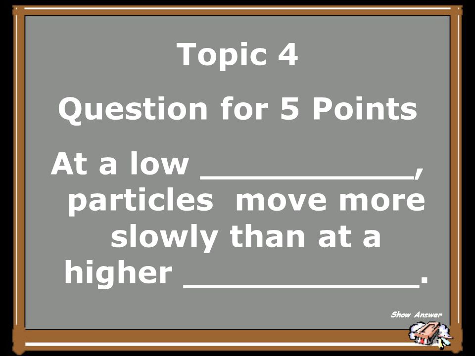 Topic 3 Answer for 25 Points What is a Longitudinal Wave? Back to Board