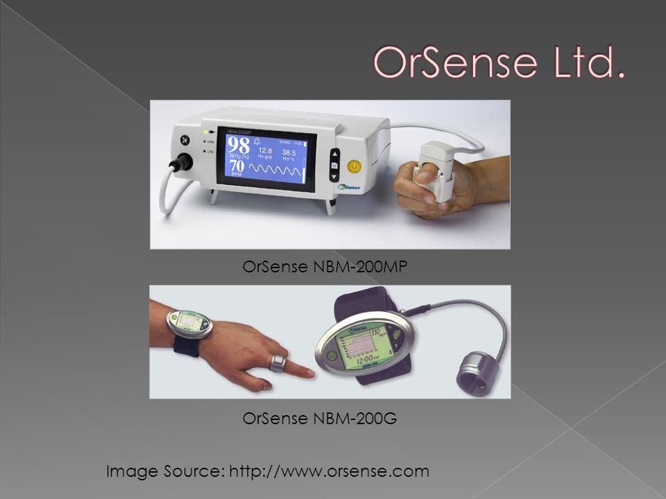 Image Source: http://www.orsense.com OrSense NBM-200MP OrSense NBM-200G