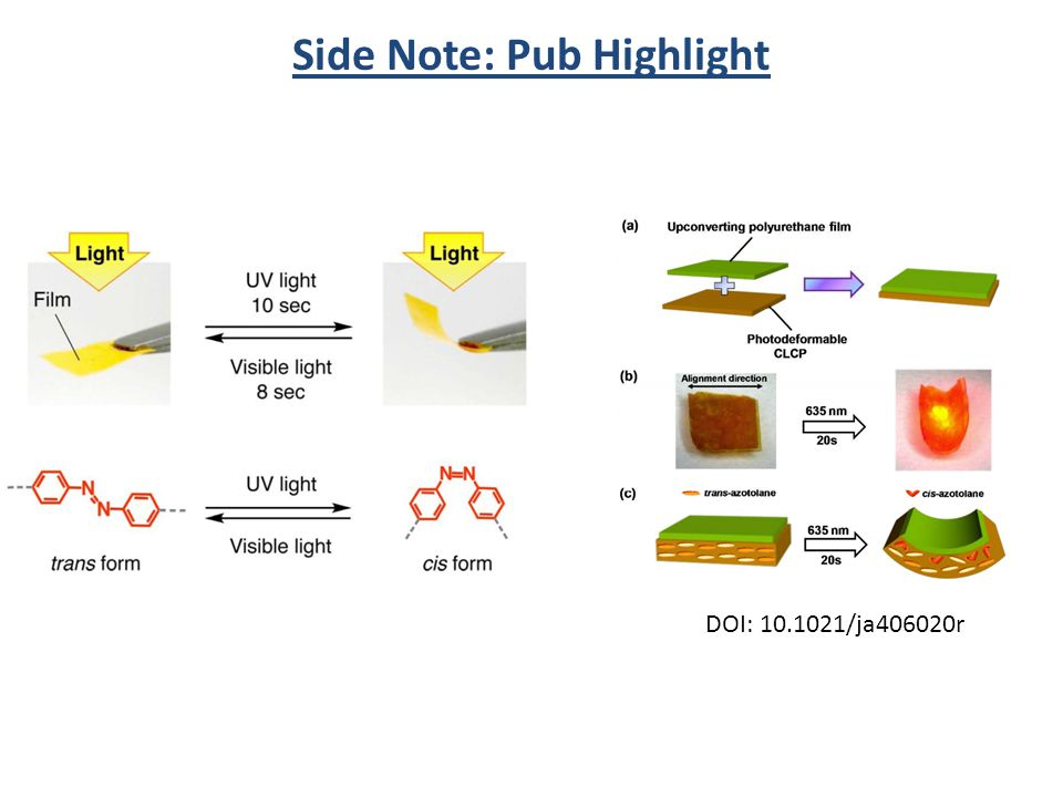 Side Note: Pub Highlight DOI: 10.1021/ja406020r