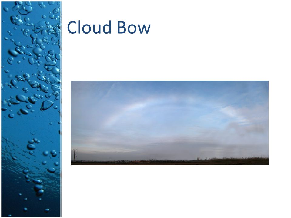 Cloud Bow