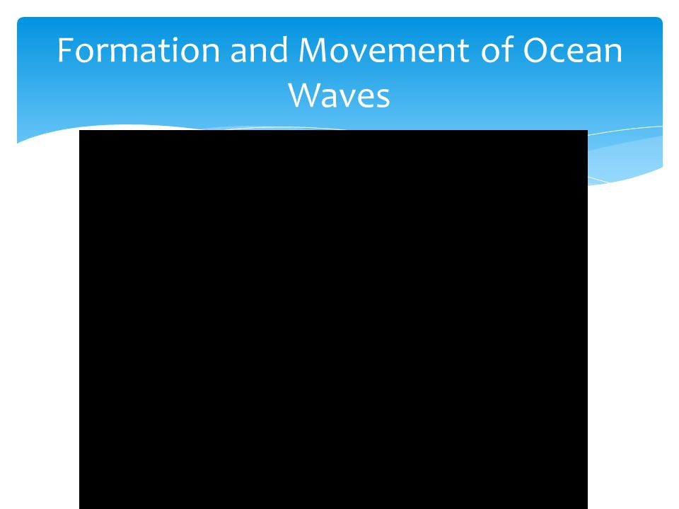 〉 How do the particles in ocean waves move? 〉 The particles in a surface wave move both perpendicularly and parallel to the direction in which the wav