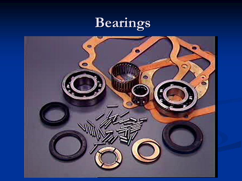 Bearings Bearings