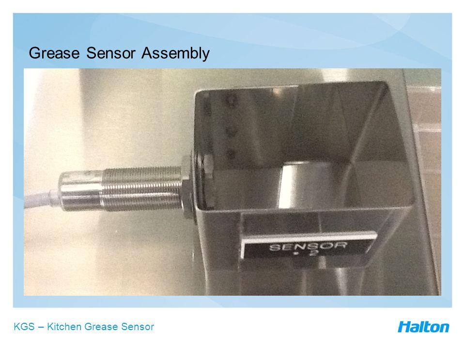 Grease Sensor Assembly KGS – Kitchen Grease Sensor